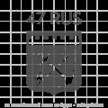 """Наклейка на авто """"Регион 47 RUS. Ленинградская область"""""""
