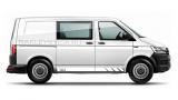 """Акцентные полосы """"Edition 30"""" на Volkswagen Transporter, вид 6"""