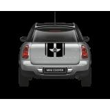 Спортивные полосы на багажник Mini Cooper Paceman / Countryman, вид 5