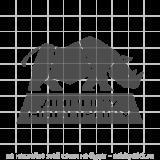 "Наклейка на Сузуки ""Дорогу носорогу"""