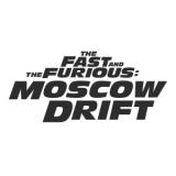 """Наклейка на авто """"Московский дрифт"""""""