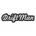 """Наклейка на авто """"Driftman"""""""
