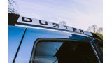 "Наклейка на авто ""Renault Duster надпись"""
