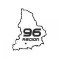 """Наклейка на авто """"Регион 96. Екатеринбург"""""""