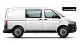 "Акцентные полосы ""Caravelle"" на Volkswagen Transporter, вид 2"